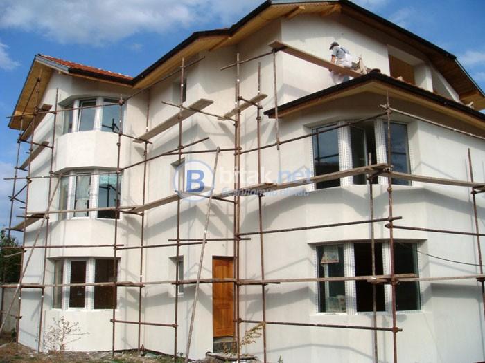 Груб строеж и довършителни работи-договор, срок ,гаранция