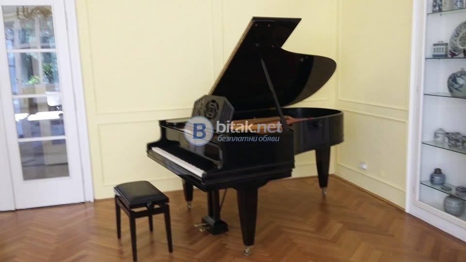 Пренасяне, транспортиране на пиана и рояли