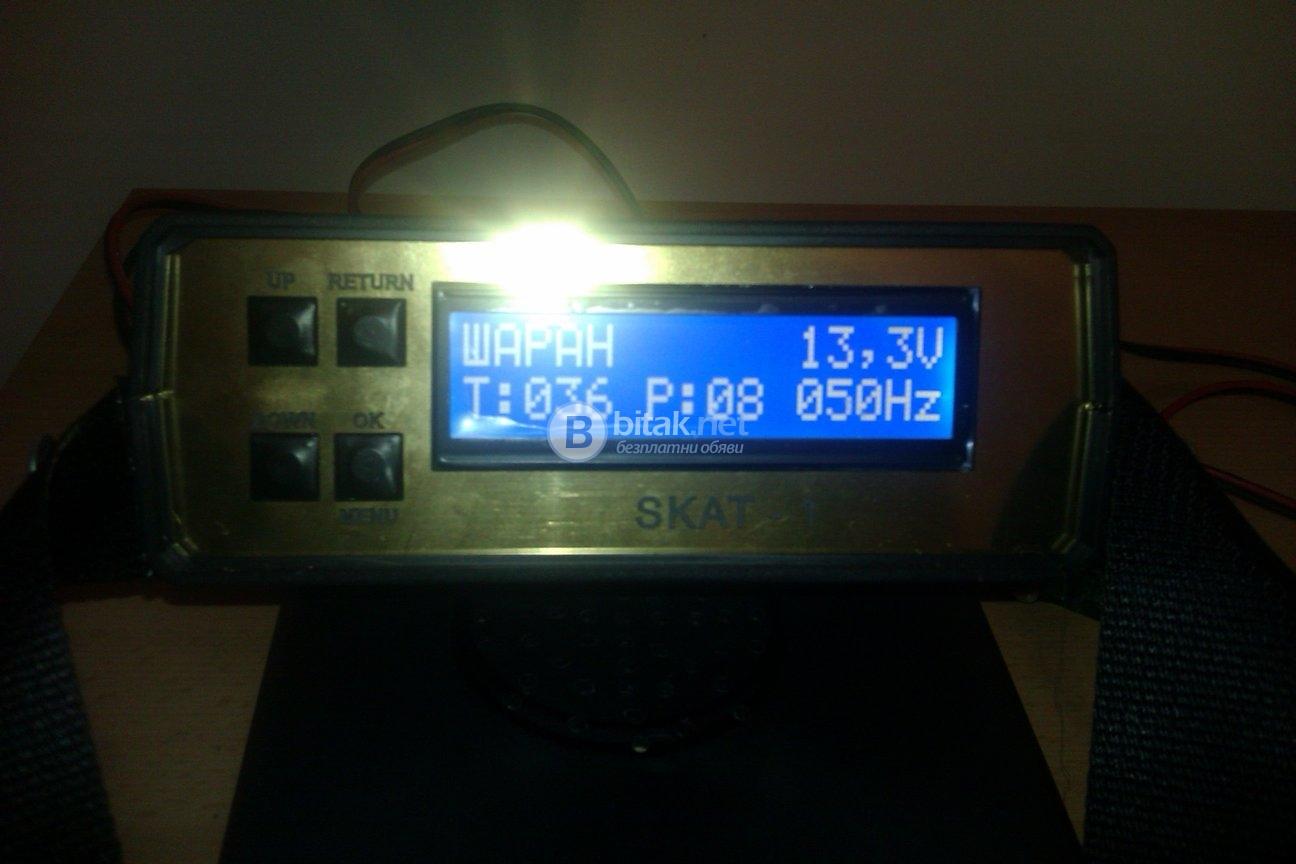 Електровъдица елекронна въдица samus-725 ms