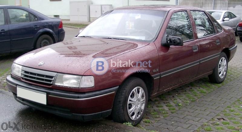 Opel vectra a 1,8 бензин на части