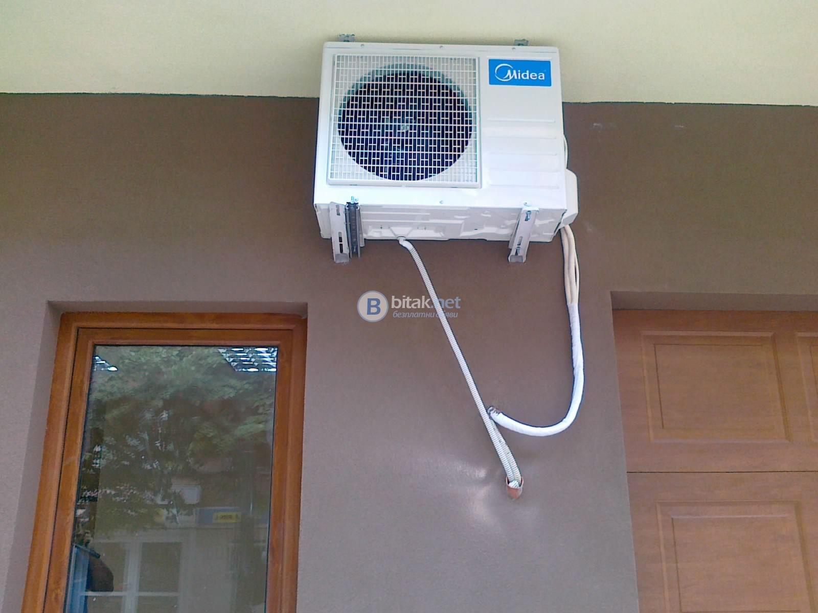 Монтаж и демонтаж на климатици