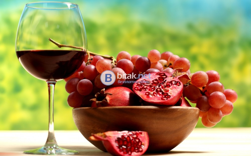 Вино от нар - еликсир