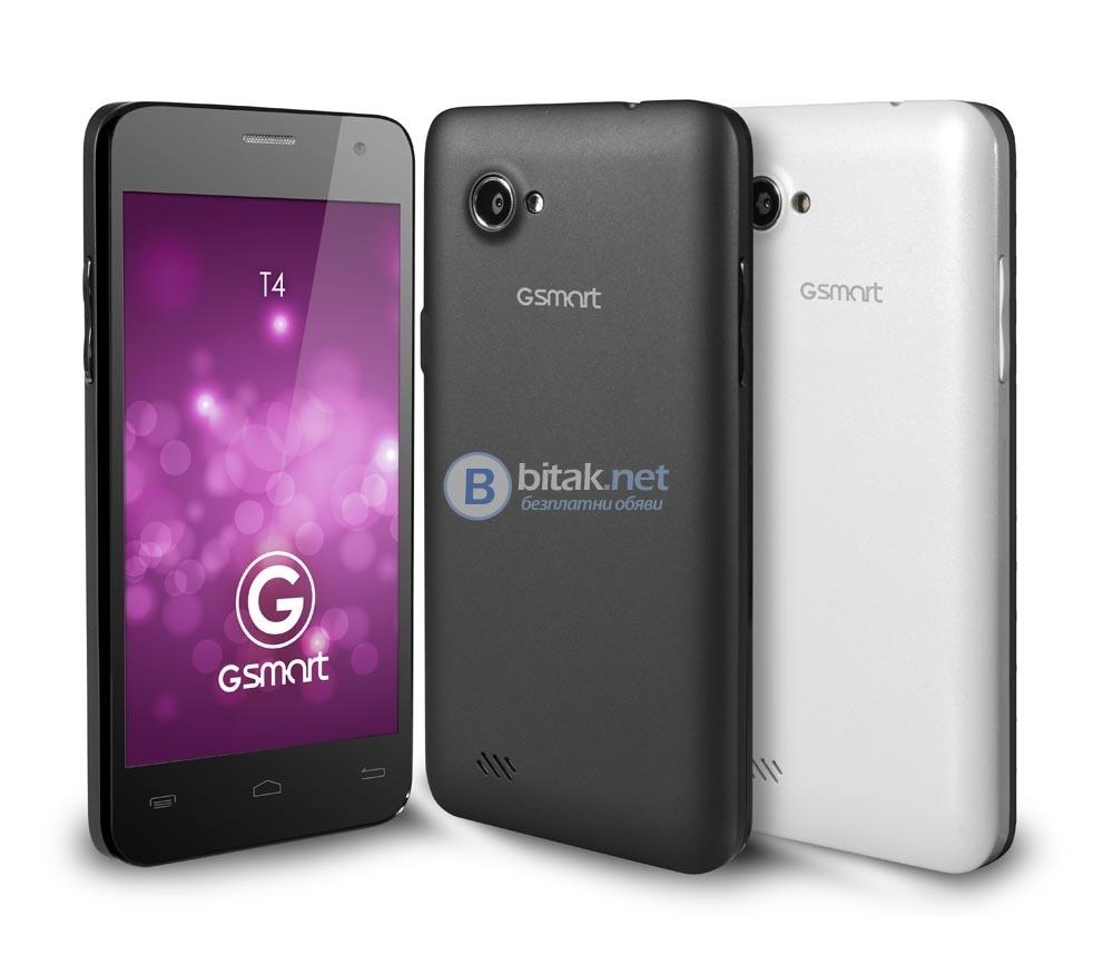 Смартфон gigabyte gsmart t4