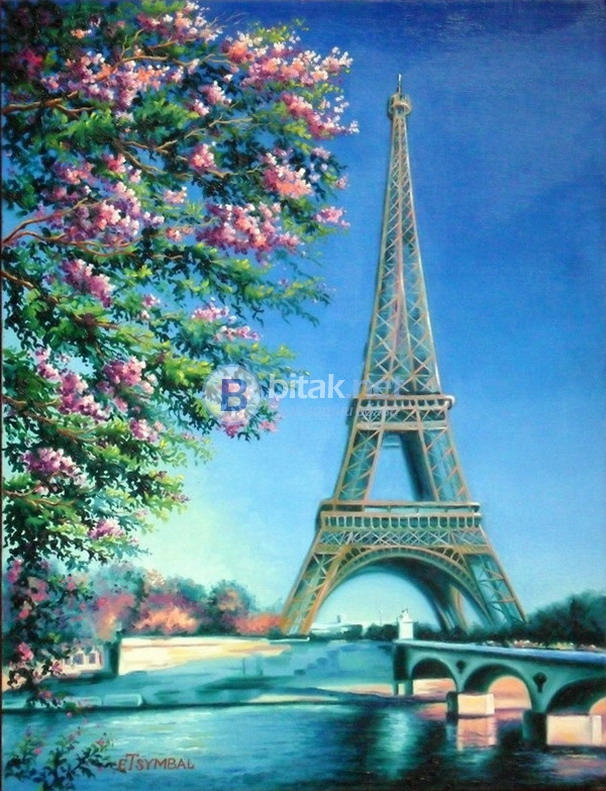 Париж - виена - залцбург