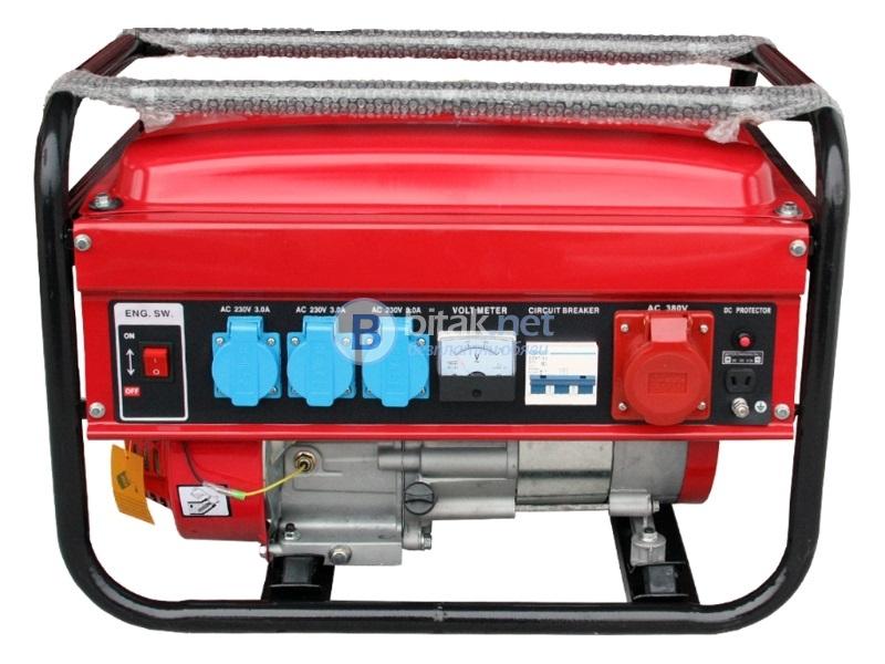 Трифазен генератор 2.2 киловата