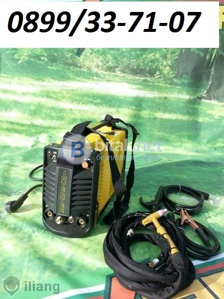 Инверторен електрожен tig mma-250 с електронен дисплей