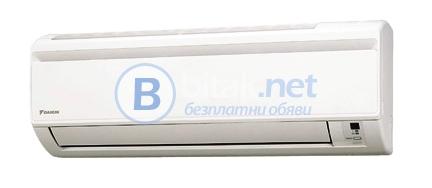 Промоция на климатик daikin ftx50g за 2255,00 лв. с вкл. монтаж и 3 години гаранция без за