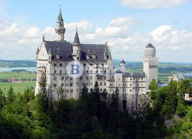 Баварски кралски замъци - залцбург - инсбрук – мюнхен