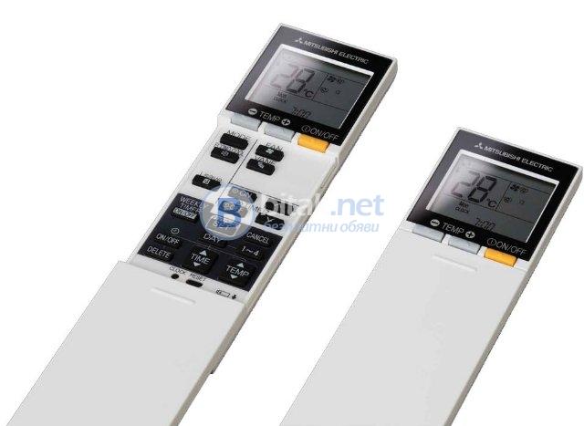 Промоция на инверторен климатик mitsubishi electric msz-sf50ve за 2035 лв. с вкл. монтаж д