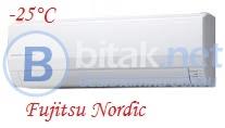Промоция на климатик fujitsu asya 12 lec nordic за 1 920 лв. с вкл. монтаж и 3 години гара