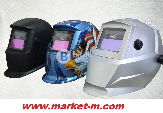 Топ цена!!!заваръчен шлем - соларна маска