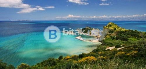 Корфу - островът на нимфите