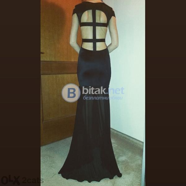 Уникална вечерна рокля