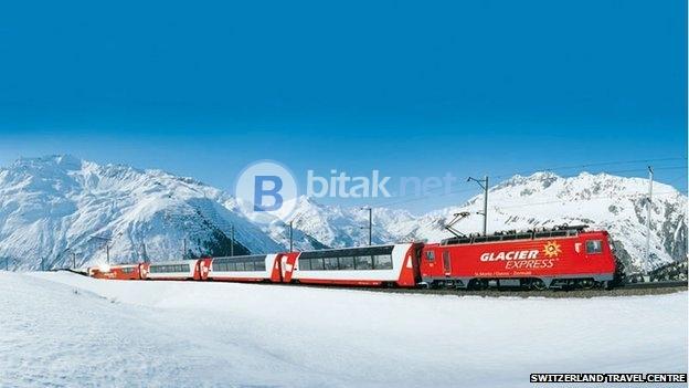 Самолетна екскурзия до швейцария