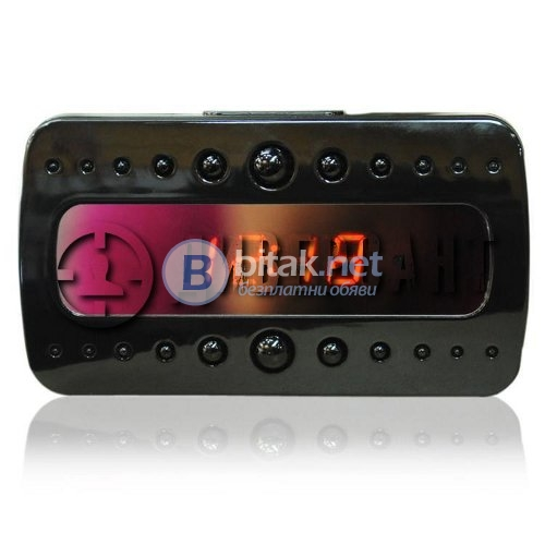 Будилник - скрита камера със сензори за нощно виждане 206