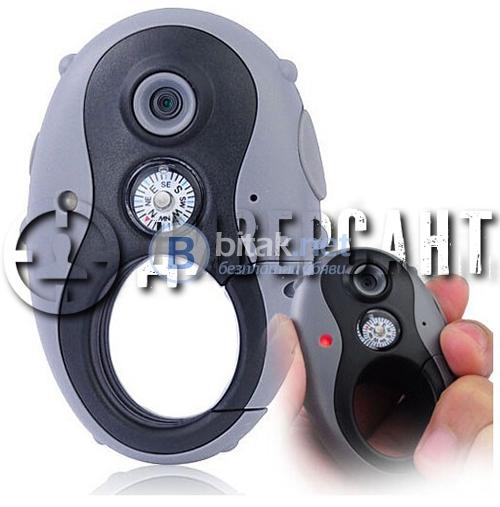 Мини спортна камера с компас 609