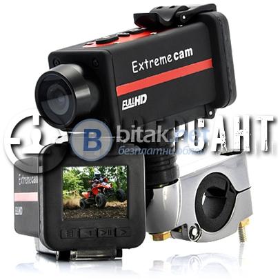 Водоустойчива спортна камера 605
