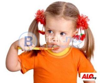 За здрави детски зъби  бързо, безболезнено и с грижа за пациента стоматологичен център инт