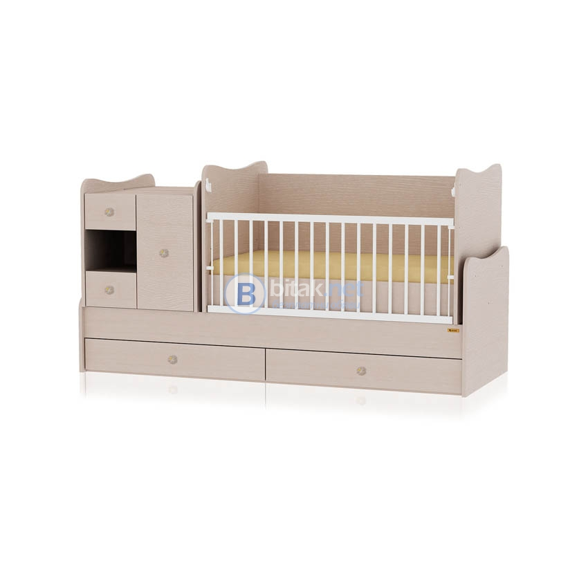 Детско трансформиращо се легло-люлка minimax