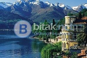 Самолетна екскурзия до италианските езера