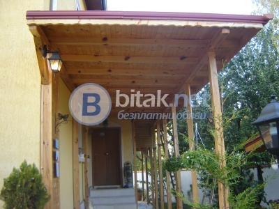 Изграждане на дървени конструкции, парапети, декоративни огради, сачак...