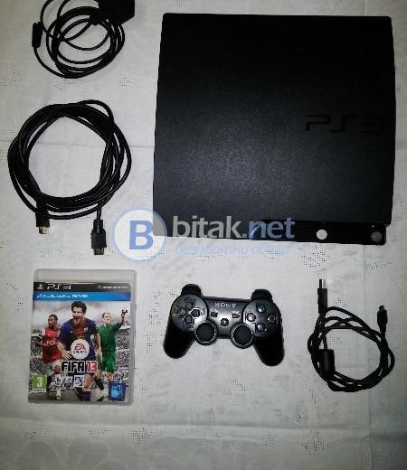 Playstation 3 ps3 slim хакната