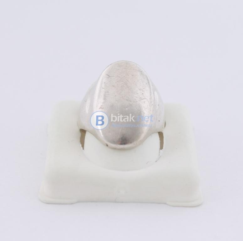 Сребърен пръстен - 8.32 гр - 25 лв