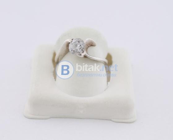 Сребърен пръстен - 2.14гр - 6.40 лв