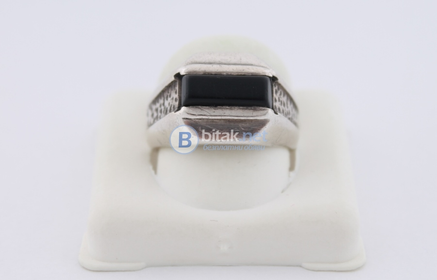 Сребърен пръстен - 8.30 гр - 20.80 лв