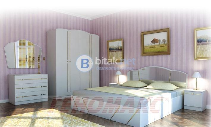 Комплект за спалня жули
