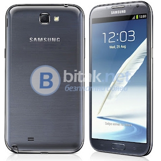 Спешно!!! гаранционен samsung galaxy note 2 ! 4x1.6ghz 2gb ram 16gb 8mpix wifi gps!!