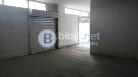 Давам под наем склад oт 200 до 670м2 на партер с тир достъп и с рампа на бул.ломско шосе 2