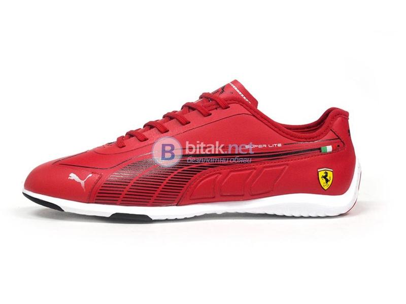 Puma оригинални мъжки спортни обувки speed ferrari