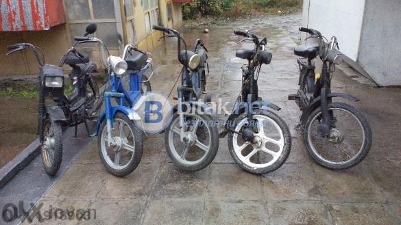 Купувам мотопеди - педалетки-симсон-мз-етз