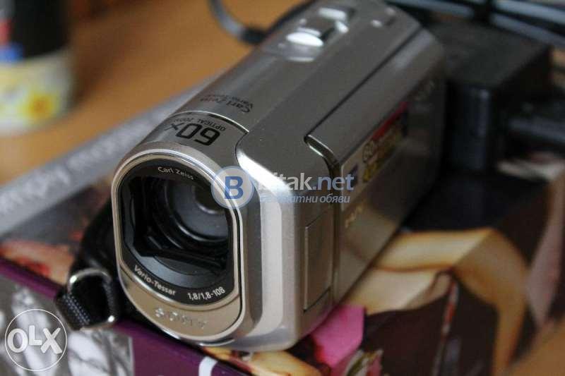 Камера видео sony dcr-sx40 9мр