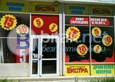 Магазин 100 м2 под наем - ж.к. младост 2