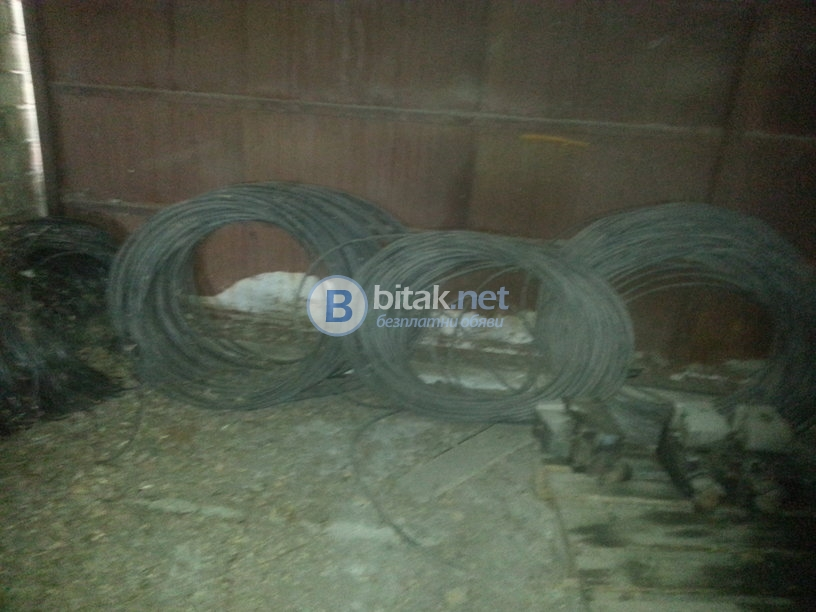 Телефонен кабел тпп 50х2х0.5 - 1280м. 1.70/м.