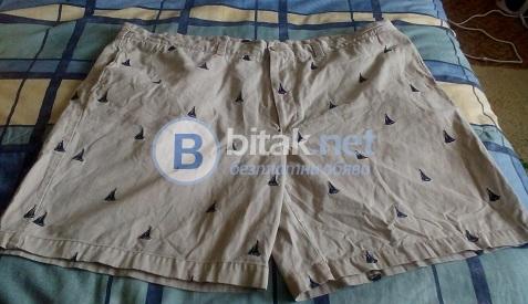 6xl мъжки къси панталони