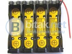 Държачи за акумулаторни батерии 18650 с и без pcm