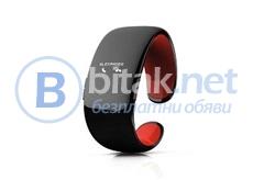 Червен смарт часовник mykronoz zebracelet2