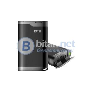 Външна батерия b19 – 7800mah за зареждане на мобилни устройства