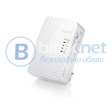 Wi-fi разширител сигнал powerline adapter zyxel pla4231