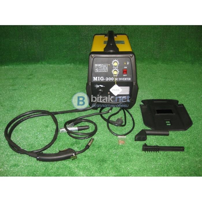 Professional - cо2 - 200 ампера инверторно телоподаващо