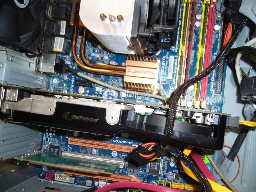 Компютър asus gamer pc, четириядрен quad core, 4гб ram, 750gb hdd, nvidia, ssd, wifi,