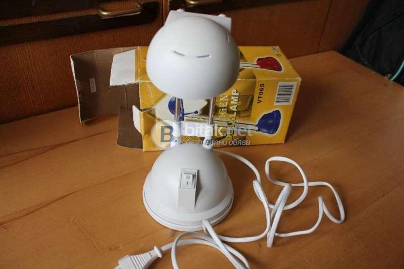 Лампа работна мобилна изключително практична