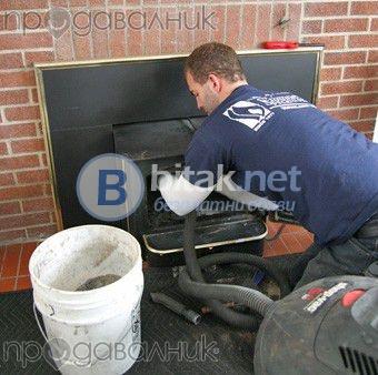 Коминочистач почиства комини,аспиратори,канали-0884502459