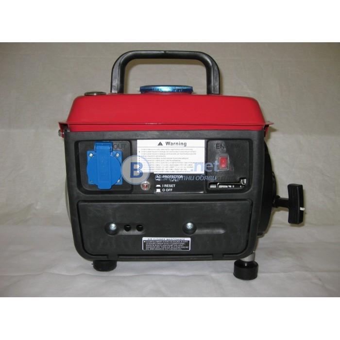 Бензинов генератор 800w- 1 година гаранция