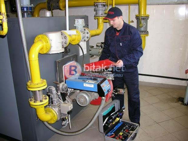 Обучение за безопасната експлоатация на инсталациите и уредите за природен газ