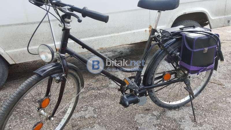 Велосипед електрически немски