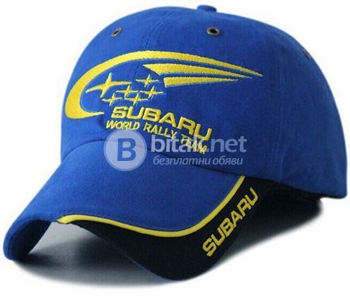 Бейзболна шапка SUBARU